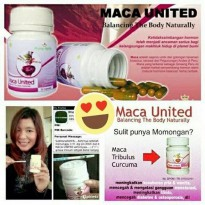 Maca United Original ~ Macca United Original ~ SUPLEMENT KESEHATAN ~ DETOX