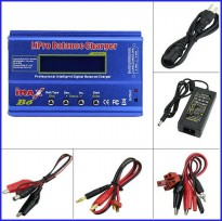 Imax B6 Lipo Nimh Nicd Rc Battery Balance Charger Discharger Adapter