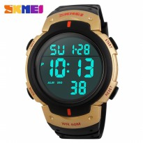 SKMEI Pioneer Watch Jam tangan LED Digital Waterproof 50m - DG1068