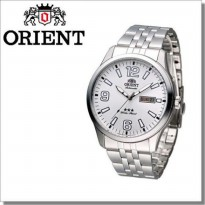 Orient FEM7P009W9 Silver Stainless Steel For Men