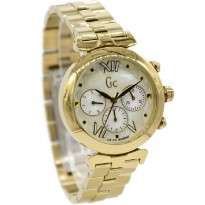 Guess Collection Y28003L1 Jam Tangan Wanita Stainless Steel - Gold