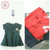 Kiss Baby Dress Sailor - Usia 6-24