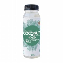 HouseOfOrganix Extra Virgin Coconut Oil - 250 Ml