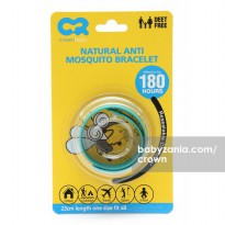 Crown Natural Anti Mosquito Bracelet - Green