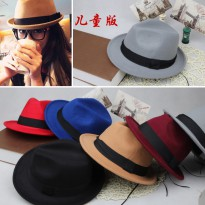 TO0916 - Semi Cowboy Hat