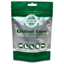 [Recommended] Oxbow Critical Care Anise 454gr Herbivores Recovery Food Makan Rabbit