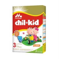 Weekend Deals PROMO Morinaga Chil Kid Madu Reguler Susu Formula [200 g]