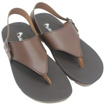 Dr. Kevin Man Sandals 9614 - Brown