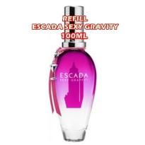 Parfum REFILL Escada Sexy Gravity 100ml