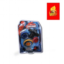 HOT GEAR TOYS SPIDERMAN SIMPLE SPINNER GUN TOYS-033