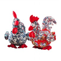 [FREE ONGKIR JABODETABEK] Chinese new year chicken doll soft toy