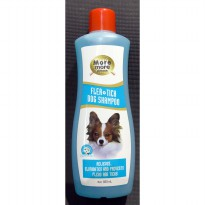 Shampoo Anjing More Flea dan Tick 600ml MMFT6