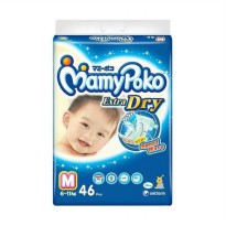 Weekend Deal - Mamypoko Popok Tape Extra Dry [M/46 pcs]
