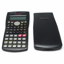 Karuida Kalkulator Elektronik Scientific Calculator - 82MS - Black