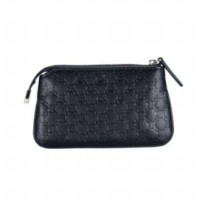 Remax Dompet Leather Berg Series Key Bag - Black