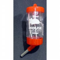Botol Minum Percell Mouse Drinking Bottle 80ml