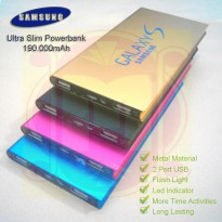 Samsung powerbank 190000 mAh Ultra Thin