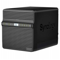 Synology DS416j DiskStation 4-Bay NAS Server External Storage