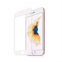 Tempered Glass Iphone 6/ 6S /Ukuran 4.7 Full White / Temper Glass anti gores kaca – white