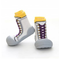 Attipas Baby Shoes Sepatu Bayi New Sneakers Yellow