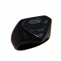 Cincin Superman - Cincin Super Hero - Superman Ring The Dark Side