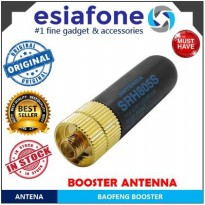[esiafone #1 extendable antena] Replacement Antenna for Baofeng Walkie Talkie by NAGOYA