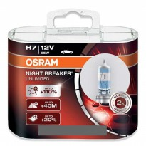 Osram Night Breaker Unlimited H7 55w
