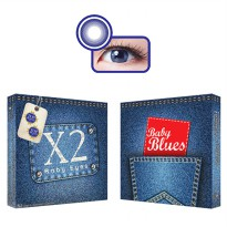 X2 Baby Eyes - Baby Blue (BEST Seller since 2010)