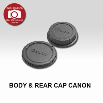 BODY & REAR CAP CANON
