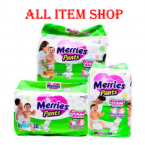 PAKET ISI 2 - MERRIES GOOD SKIN M34 L30 XL26