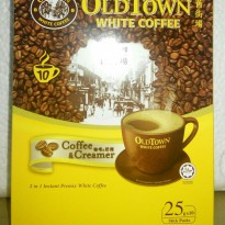 Premium Oldtown White Coffee 2 in 1 No Sugar