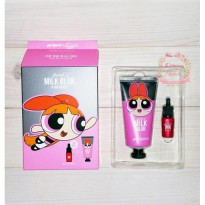 PERIPERA Powerpuff Girls Milk Blur Cream & Ink Moist (2 Item)