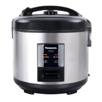 Panasonic Rice Cooker SRCEZ18SSR 1.8L