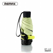 Remax Payung Lipat Mini Portable - RT-U2 - Green