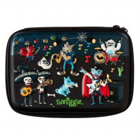Smiggle Scented Party Hardtop Pencil Case - Hitam