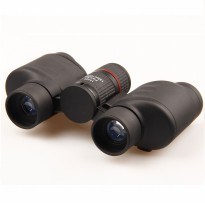 Comet Binoculars Palm Size Scope Magnification 10 x 24 / Teropong - AX-10X24 - Black