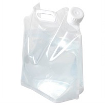 Kantong Air Portabel 5 Liter - Transparent