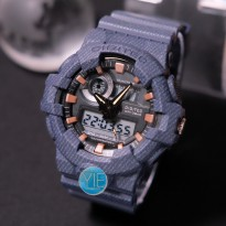 Jam Tangan Pria Sport Army Motif Jeans Digitec DG 2118 T Dual Time Anti Air Original