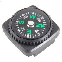 Suunto Clipper L/B NH Compass No Number / Kompas - Black
