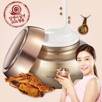 [Scinic] Red ginseng snail cream