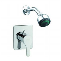 American Standard Concept In Wall CF 1422.709.50 Shower - Silver