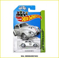 Hot Wheels Volkswagen Beetle - Love Bug Herbie 53