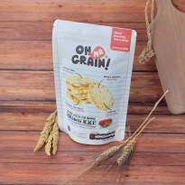 Oh Ma Grain Organic Brown Rice Roast Beef - 50 Gr