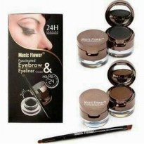 Magic Flower 2in1 Eyebrow + Eyeliner (waterproof)