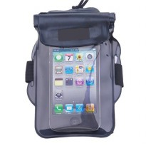 Bingo Waterproof Bag for Smartphone 4.0 Inch - WP06-2/WP06-3 - Black
