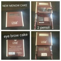 Menow 2 / Eyebrow Cake Menow New plus 2 Pencil