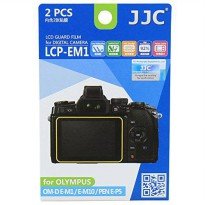 [worldbuyer] JJC LCP-EM1 Guard Film Digital Camera LCD Screen Protector For Olympus OM-D E/495375