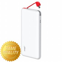 Hame T5 Power Bank 5000mAh - Red