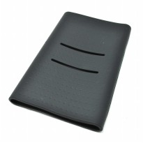 Silicon Cover Untuk Xiaomi Power Bank Type C 10000mAh - Black
