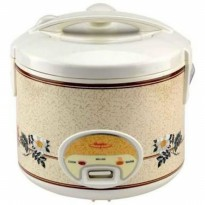 MASPION Magic Com Rice Cooker Maspion MRJ 208 3 In 1